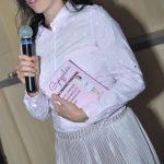 Lux Boros Kata Gyógyulás az endometriózisból című könyvével is megismerkedhettünk a rendezvényen
