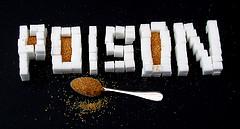 sugar is poison
