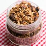 Eszterséges receptek: Házi sokmagvas granola