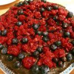 Endometriózis diétába (is) illeszthető csokitorta recept