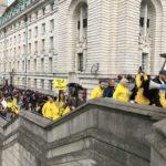Endomarch: Londonban így hívták fel a figyelmet az endometriózisra